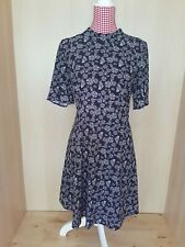 H&M dress, skater style, short, black/white, short sleeve, 16, BNWT RRP £24.99