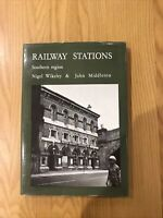 Railway Stations Southern Region, Wikeley, Nigel; Middleton, John, Excellent co