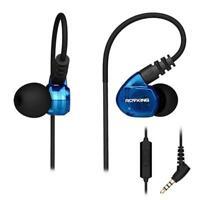 Headphones Over Ear In Ear Noise Isolating Sweatproof Sport ROVKING Running