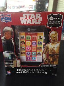 New Star Wars Saga Me Reader 8 Books 3 Inch eReader Toy