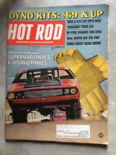 February 1971 Hot Rod Gabelich Super Bee Boss 351 Mustang Ray Allen Telstar Snow