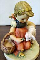 """Vtg Goebel Hummel """"Favorite Pet"""" #361, TMK 6 Porcelain Figurine, West Germany"""