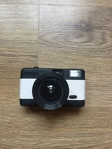 Lomography Fisheye One 35mm Compact Film Camera with 10mm lens Kit