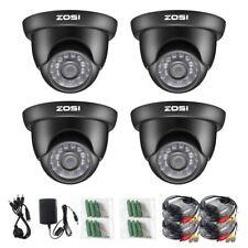 4 Extra Camaras para Sistema Camaras d Seguridad, Ve las Imagenes en tu Celular!