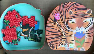 The Tigers Walk  24 Piece jigsaw age 3+