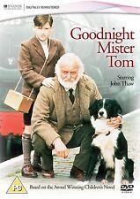 GOODNIGHT MISTER MR TOM DVD JOHN THAW FILM MOVIE Brand New Region 2 1998 Sealed