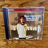 Exsultate Jubilate Wiener Sangerknaben Vienna Boys Choir Cd 1991