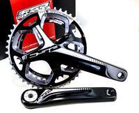 FSA Gossamer Pro BB386 EVO ABS Cyclocross Bike Crankset 46/36T 172.5 N10/11s NEW