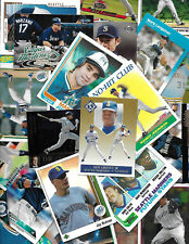 3000 plus card lot of Seattle Mariner Baseball Cards - Griffey Johnson Ichiro
