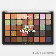 "1 NYX Ultimate Utopia Shadow Palette 40 Creamy & Dazzling Shades ""UUSP01""*Joy's*"