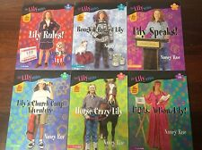 LILY SERIES NANCY RUESPEAKS CHURCH CAMP HORSE CRAZY LIGHTS ACTION RULES ROUGH