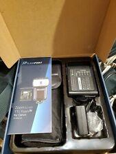 Flashpoint Zoom Li-on R2 TTL On-Camera Flash Speedlight For Canon (V860CII)