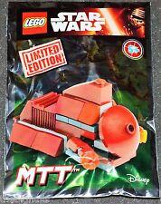 LEGO STAR WARS Limited Edition Trade Fed' MTT new sealed