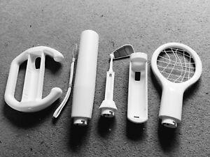 Wii accessories bundle