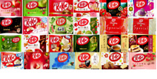 Japanese Kit-Kat 24 Type Assort KitKat Chocolates  24bars Japan import