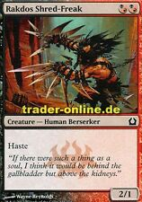 Rakdos shred-Freak (rakdos-schnetzler) return to ravnica Magic