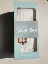 Respirant Swaddle Couverture 100% coton biologique