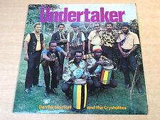 EX- !! Derrick Harriott & The Crystalites/The Undertaker/1970 Trojan LP