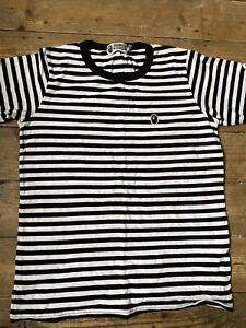 bape t shirt small