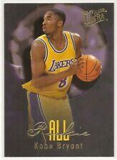 KOBE BRYANT 1996/97 FLEER ULTRA ALL ROOKIE INSERT CARD #3 OF 15 RARE MASSIVE BV$