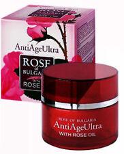 Rose of Bulgaria Anti-age ULTRA Face Cream ROSE OIL Q10