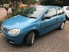 VAUXHALL CORSA 1.0 MANUAL PETROL RUNS SPARES OR REPAIR MOT 2019