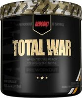 Redcon1 TOTAL WAR Pre-Workout 30 Servings - ORANGE CRUSH