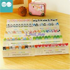 150 Pages Stick Mini Cute Cartoon Sticky Notes Tab Post It Index Marker Memo IFA