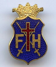 Sweden Vintage Salvation Army Badge Pin Nice Grade !!!