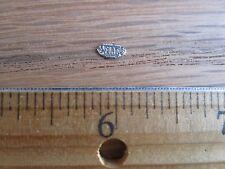 1/12 Scale Fiat Metal Badge Emblem Protar Italeri