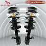 Front Complete Shocks Struts AbsorbersFor Nissian Sentra Sedan 2007-2012 172378