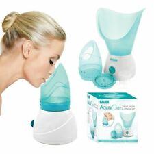 Facial Sauna with Steam Inhaler Face Steamer Unblock Pores & Sinus-UK Seller