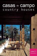 Smallbooks: Country Houses by Fernando de Haro and Omar Fuentes
