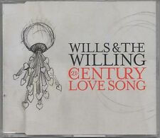 WILLS & THE WILLING -21st Century Love Song- 2 track CD Single