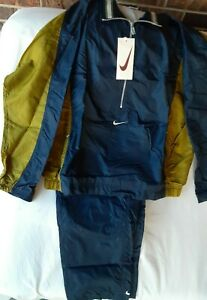 VINTAGE Mens 1990s Sport Tracksuit Nike Vintage Size XL New With Tags