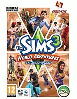 The Sims 3 World Adventures Origin Key Pc Download Code Global [Blitzversand]