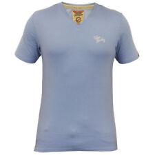 Magliette da uomo blu Laundry