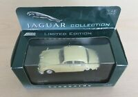 Corgi Vanguards Limited Edition 1:43 Scale Jaguar MK11 VA 08402 Primrose