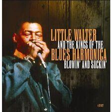Various Artists, Little Walter & the Kings of - Blowin & Suckin [New CD] UK - Im