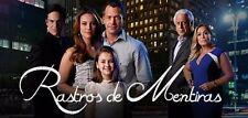 Rastros De Mentiras...Telenovela Completa Brazileña 28 Dvds