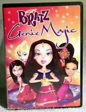 Bratz - Genie Magic (DVD, 2006, Full Frame, 20th Century Fox)