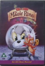 TOM AND JERRY - THE MAGIC RING - DVD