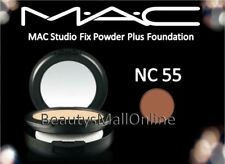 MAC STUDIO FIX POWDER PLUS FOUNDATION 15gr / 0.52 Oz - NC 55 NEW IN BOX