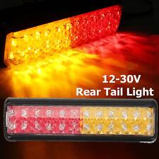 10-30V 24 LED Autolamps Tail Brake Rear Turn Indicator Singal Light Truck Boat