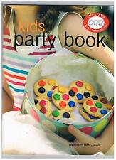 Kids Party Book,Bay book,9781741965346,party themes, games,food drink,invitation