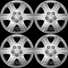 "SET OF 4 15"" Hub Caps Full Wheel Covers Rim Cap Lug Cover Hubs fits Steel Wheels"
