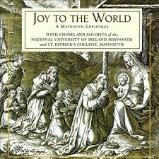 A Maynooth Christmas Joy to the World CD