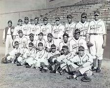 1947 New York Cubans - Negro League, 8x10 B&W Team Photo