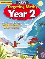 NSW Targeting Maths Year 2 by Katy Pike (Paperback, 2009)