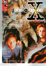 THE X-FILES=LA RIVISTA DEL FANTASTICO E DEL MISTERO=N°5 2/1996
